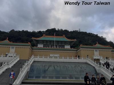 今日の台北と。。。故宮博物館