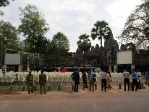 【アンコールワット発】 カンボジアでインド?!