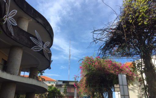 今日のバリ島のお天気♪2017年3月3日