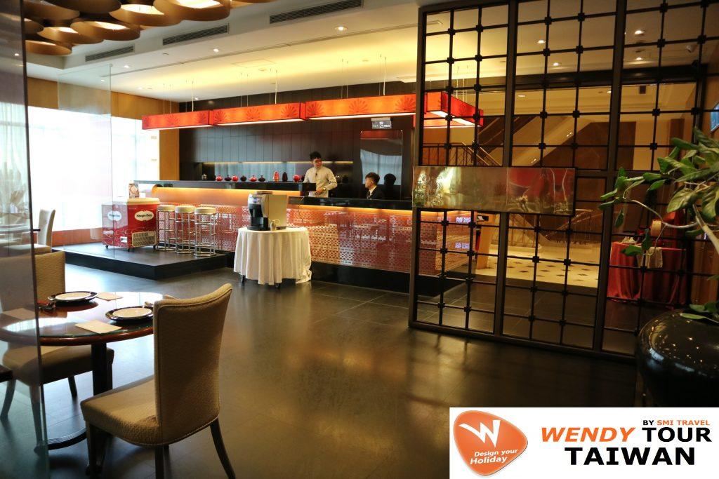 5月26日(金) 本日の台北 と 浙江料理「紅餐廳(RED)」