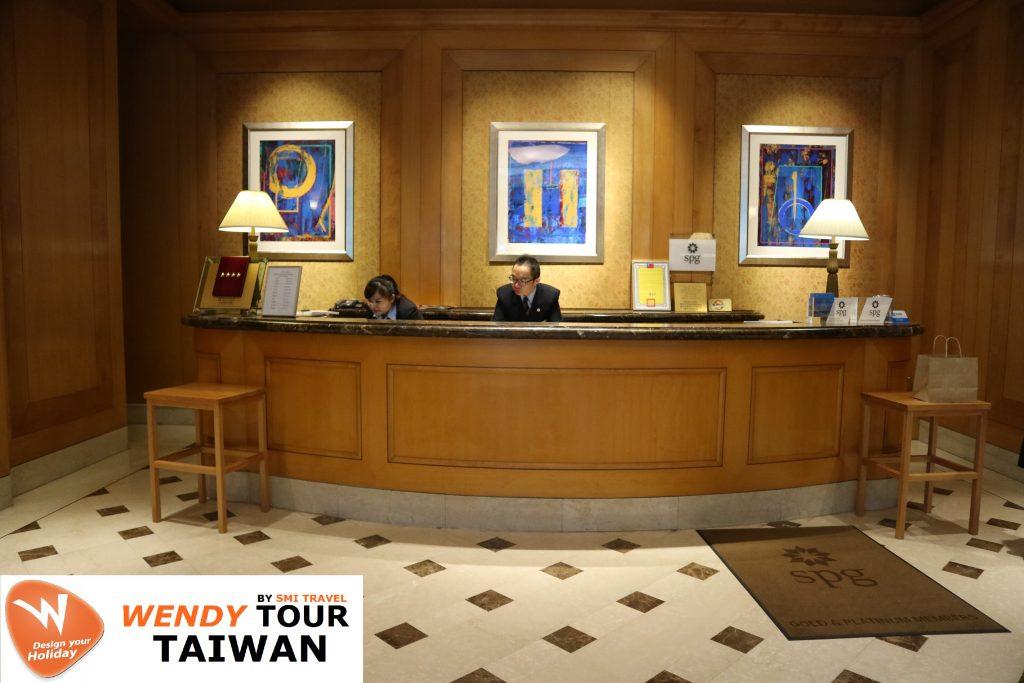【台北ホテル】フォーポイントバイシェラトンのご紹介