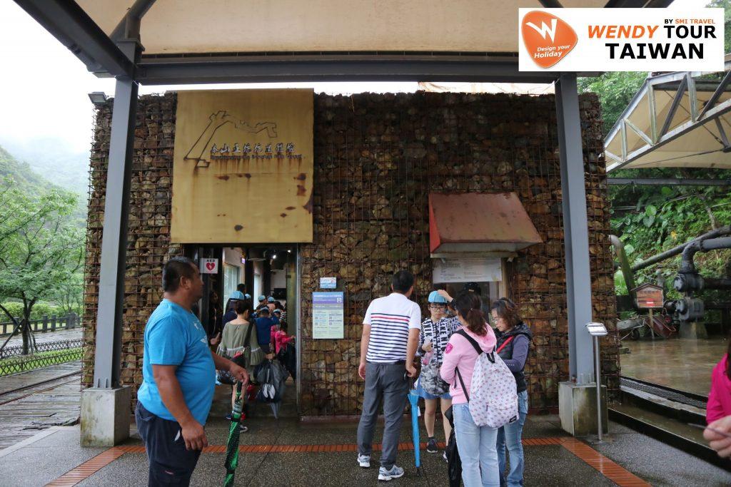 6月1日(木)本日の台北 と 金瓜石で坑道体験