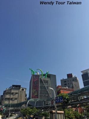 今日の台北は。。。