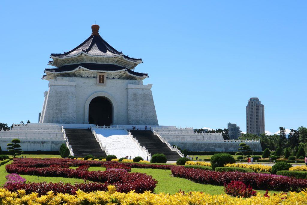 2017年8月25日(金) 本日の台北 と 中正紀念堂