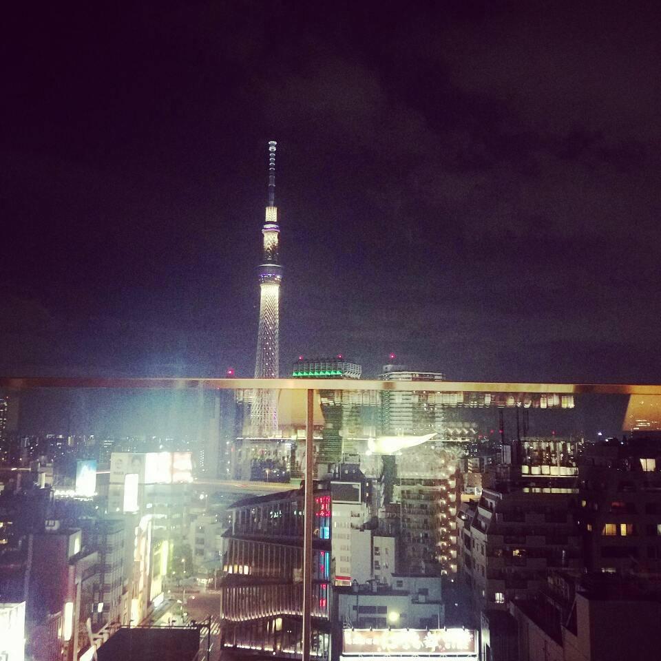 今日の台北 と 東京のお薦めホテル