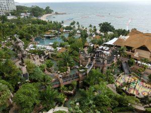Centara Grand Mirage Pattaya(センタラ グランド ミラージュ ビーチ リゾート パタヤ)