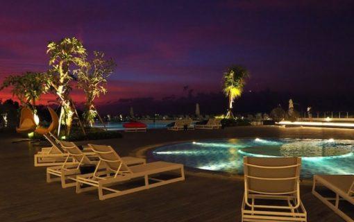 ニューオープンの<ルネッサンス・バリ・ウルワツ・リゾート>でディナー!【バリ島・レストラン情報】