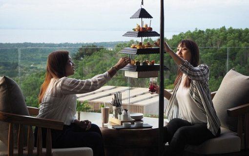 ルネッサンス・バリ・ウルワツ・リゾートでのアフタヌーンティーを体験してきました!!【バリ島・観光情報】