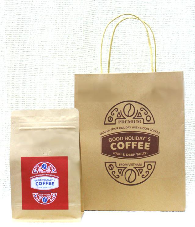 【ハノイ コーヒー】Good Holiday's Coffee取り扱い始めました!!