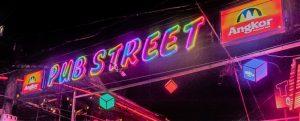 【♡IG映え♡】シェムリアップの夜はやっぱりパブストリート!