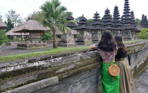 バリ島で最も美しいタマンアユン寺院♪【バリ島・インターンシップ情報】