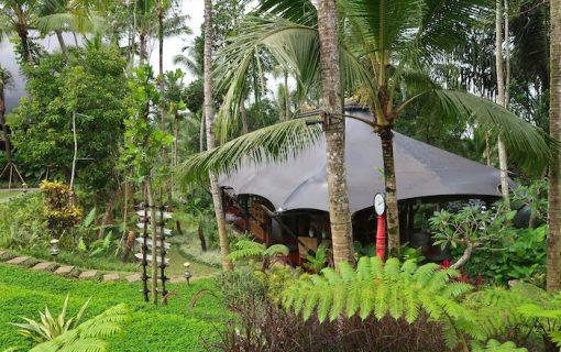 ウブド郊外にテントホテルがニューオープン<カペラウブド>客室編【バリ島・ホテル情報】