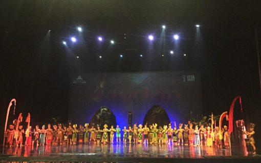 インドネシアを巡るデブダンショー【バリ島・インターンシップ情報】