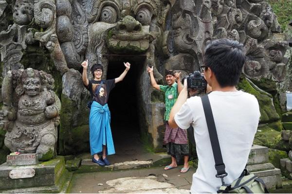 あいのりバリ島観光バス格安観光ツアー