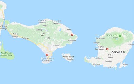 【8月6日追記】ロンボク島地震に関するバリ島現地情報!!【バリ島・安全情報】