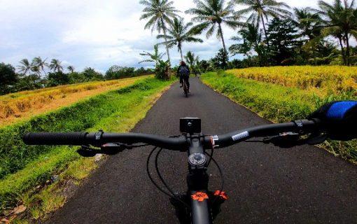 バリ島の大自然を駆け抜けるサイクリングツアー【バリ島・オプショナルツアー情報】