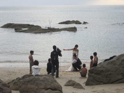 マレーシア ペナン島 ウエディング