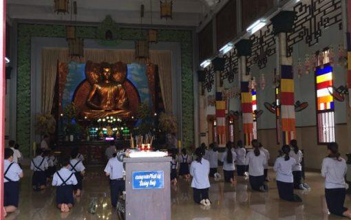 寺院ツアー体験♪