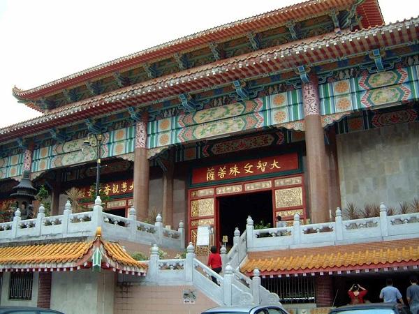 ペナン島 極楽寺