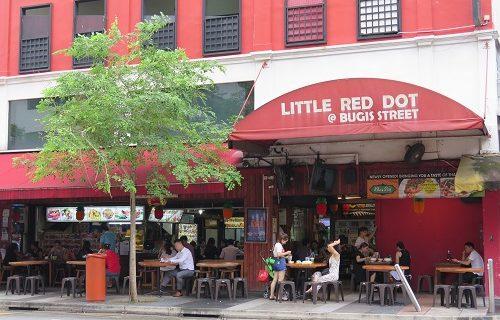 【シンガポール グルメ情報】隠れ家的♡ベトナム語が飛び交うお店