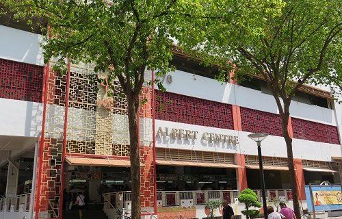 【シンガポール グルメ情報】アルバートセンターの百年