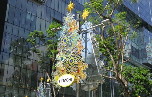 【シンガポール 観光情報】クリスマスの準備も着々と。