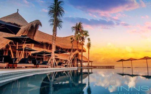 今が旬のチャングーエリアにオープン<フィンズ・ビーチクラブ>【バリ島・レストラン情報】