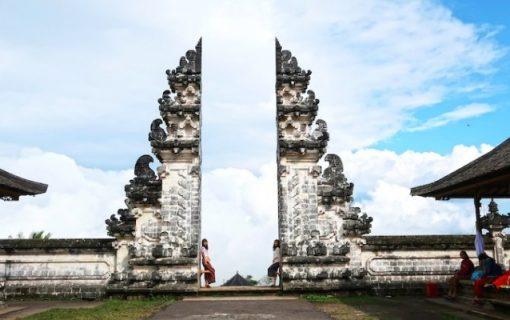 バリ島伝統衣装を着て<ランプヤン寺院&バリ島東部ツアー>を体験【バリ島・観光ツアー】