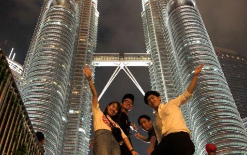 《インターン体験》マレーシアの現地旅行会社でインターン体験! クアラルンプール