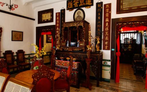 《マラッカ》Straits Chinese Jewellery Museamプラナカン ジュエリー ミュージアムに行ってきました!!