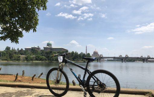 《クアラルンプール》プトラジャヤでサイクリングを楽しみました‼