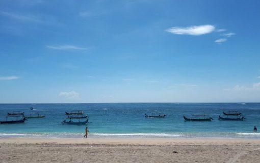 今日もバリ島は穏やかな雰囲気です!