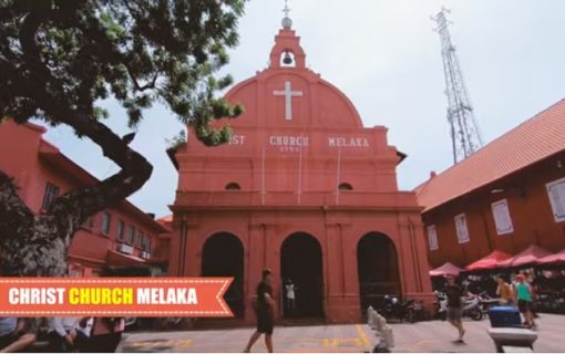 【動画】世界文化遺産の街マラッカへ