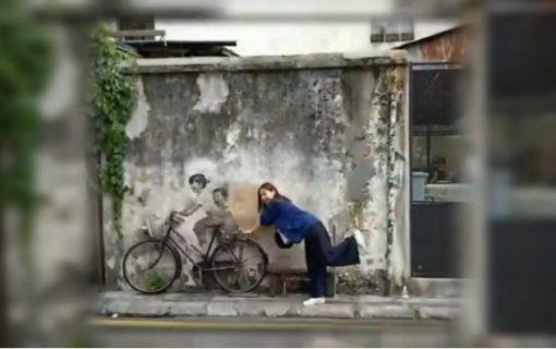 【動画】街の1/3が世界遺産!!ジョージタウンへ♪
