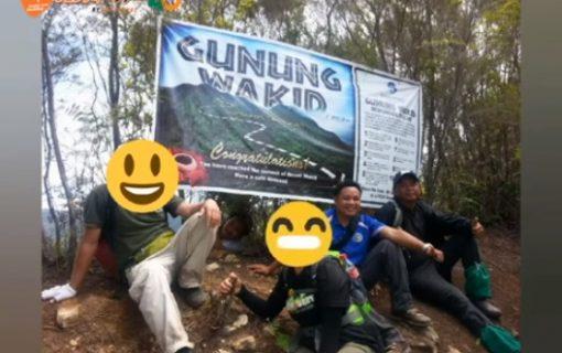 【動画】ボルネオ島・ワキッド山でトレッキング!!【コタキナバル・観光情報】