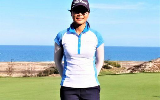 【ホーチミン リゾート】ベトナム唯一の女子プロからレッスン♪
