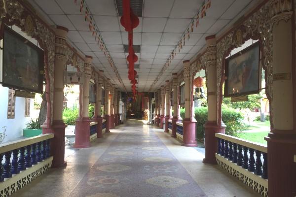ペナン島 寺院