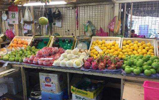 <<ペナン島>>ローカル市場で現地の生活を見てみよう