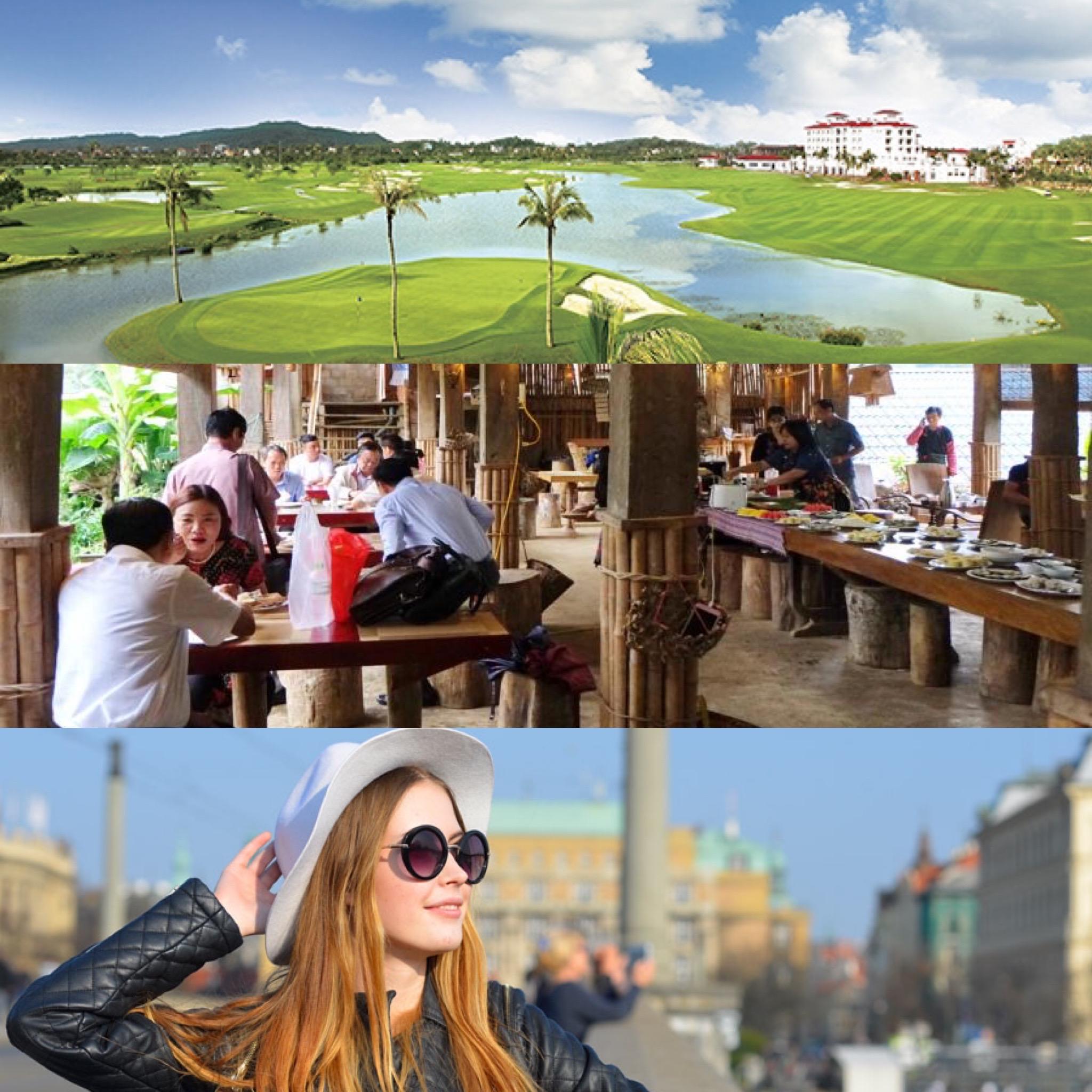 【ハノイ発着】11月の週末企画!! モクチャウ、ミニコンペ付きゴルフツアー、そして旅コンも!!