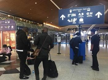 最近クアラルンプール国際空港に到着されたお客様のマレーシア入国最新情報!
