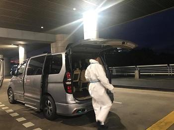 クアラルンプール空港 入国